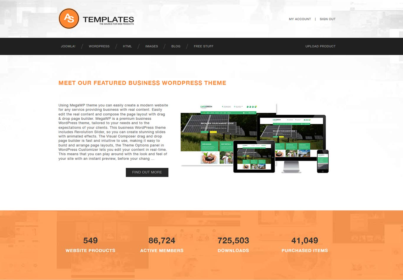 AS Templates Marketplace